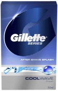 Best Men's after shave lotion in India from Gillette brand