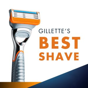Gillette brand manual razors for men in India