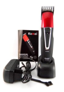 Good quality and popular Kemei men's beard trimmers to buy in India