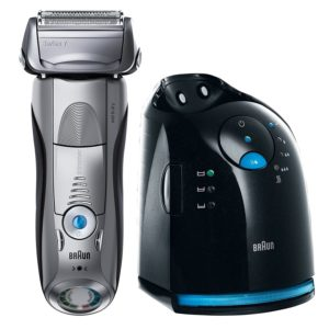 Premium electric shaver from Braun for men in India